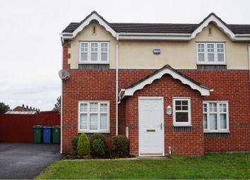 Thumbnail 3 bed semi-detached house for sale in All Hallows Drive, Liverpool