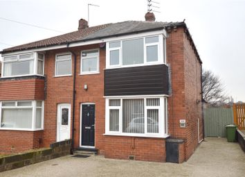 Thumbnail 3 bed semi-detached house for sale in Aston Crescent, Leeds, West Yorkshire