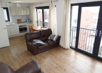 Thumbnail 1 bed flat to rent in The Hub, Clive Passage, Birmingham