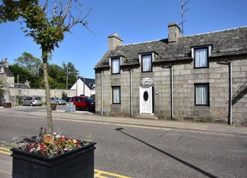 Thumbnail 4 bedroom end terrace house for sale in High Street, Grantown-On-Spey