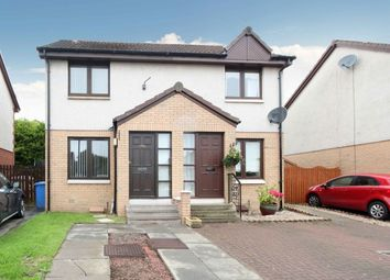 Thumbnail 2 bedroom semi-detached house for sale in Bulloch Crescent, Denny, Falkirk