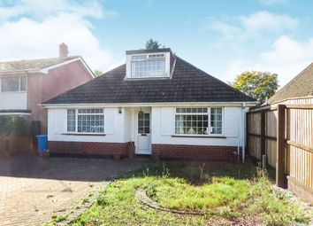 Thumbnail 3 bedroom detached bungalow for sale in Magna Road, Bournemouth
