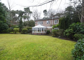 Thumbnail 5 bed detached house for sale in Streetly Wood, Streetly, Sutton Coldfield