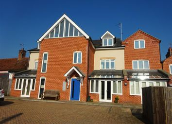 Thumbnail 2 bed flat for sale in Kerridge Court, Needham Market, Ipswich