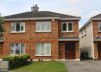 Thumbnail 3 bed semi-detached house for sale in Harbour Drive, Tullamore, Offaly