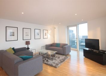 Thumbnail 2 bedroom flat to rent in Ability Place, 37 Millharbour, Canary Wharf, London