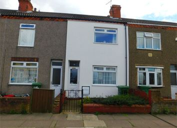 Thumbnail 3 bed terraced house for sale in Gilbey Road, Grimsby, Lincolnshire