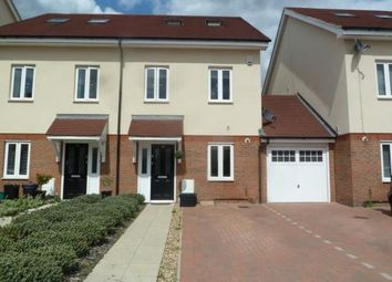 Thumbnail 4 bedroom semi-detached house for sale in Academia Avenue, Broxbourne