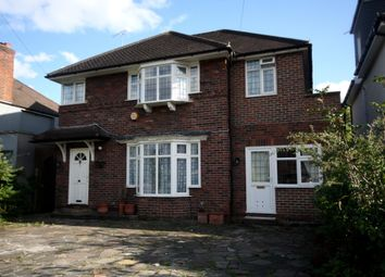 Thumbnail 4 bed detached house for sale in Grasmere Avenue, Kingston Vale, London