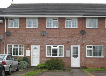 Thumbnail 2 bed terraced house to rent in Hawthorn Court, Bryn Eglwys, Croesyceiliog