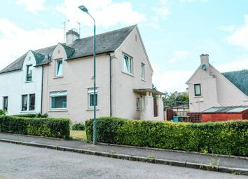 Thumbnail 3 bed semi-detached house for sale in Hawkhill Road, Alloa