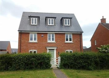 Thumbnail 5 bed property to rent in Newport Road, Brooklands, Milton Keynes