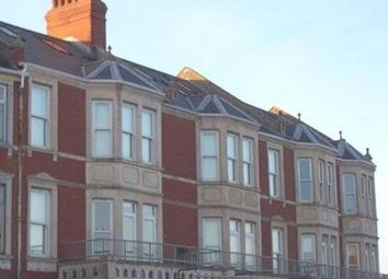 Thumbnail 1 bed flat to rent in Paget Road, Barry