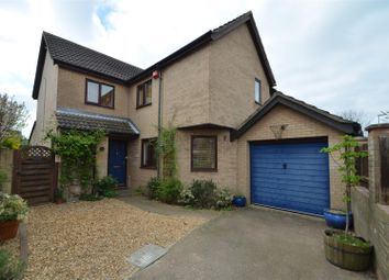Thumbnail 4 bed detached house for sale in Meadow Way, Warboys, Huntingdon