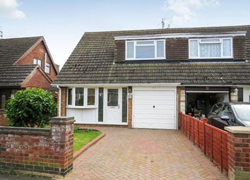 Thumbnail 3 bed semi-detached house for sale in Rannoch Way, Corby