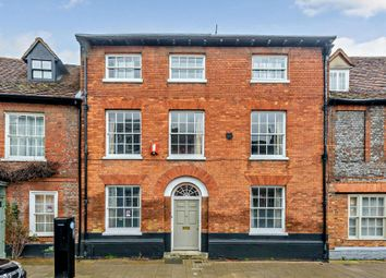 New Street, Henley-On-Thames, Oxfordshire RG9. 4 bed terraced house for sale