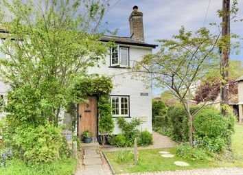 Thumbnail 3 bed semi-detached house for sale in Pound Green, Guilden Morden, Royston