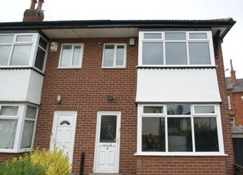 Thumbnail 3 bed terraced house to rent in Newport Road, Hyde Park, Leeds