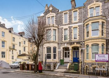 Thumbnail 1 bedroom flat for sale in Sutherland Road, North Road East, Plymouth