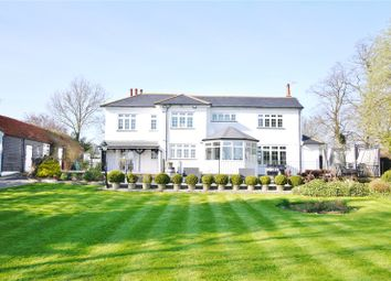 Thumbnail 4 bedroom detached house for sale in London Road, Stanford Rivers, Ongar, Essex