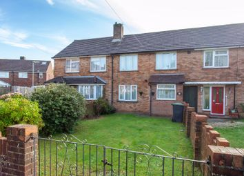Thumbnail 3 bed terraced house for sale in Muccleshell Close, Havant