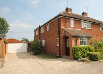 Thumbnail 3 bedroom semi-detached house to rent in Pump Lane, Grazeley, Reading