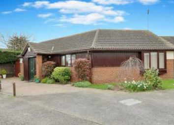 Thumbnail 2 bedroom semi-detached bungalow for sale in Pilgrims Close, Southend-On-Sea