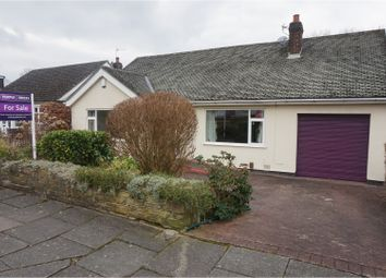 Thumbnail 3 bed detached bungalow for sale in Rostherne Avenue, High Lane