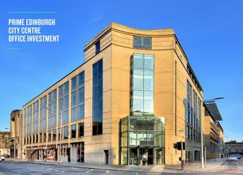 Thumbnail Commercial property for sale in Edinburgh