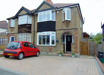 Thumbnail 3 bed semi-detached house for sale in Sundale Avenue, South Croydon, Surrey