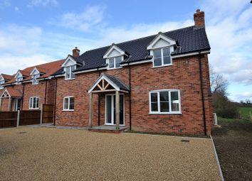 Thumbnail 4 bed detached house for sale in Chapel Lane, Hockering, Dereham, Norfolk.