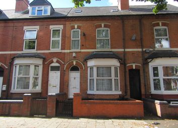 Thumbnail 3 bed terraced house to rent in Gordon Road, Lozells, Birmingham