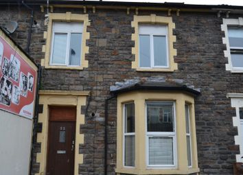 Thumbnail 2 bedroom flat to rent in 55, Woodville Road, Cathays, Cardiff, South Wales