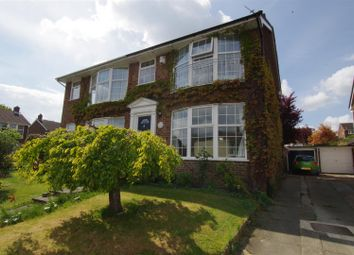 Thumbnail 3 bed semi-detached house for sale in Christie Avenue, Ringmer, Lewes