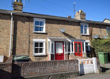 Thumbnail 2 bed terraced house for sale in Thaxted Road, Saffron Walden