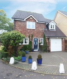 Thumbnail 3 bed detached house for sale in Roberts Close, Eaton Socon, St. Neots