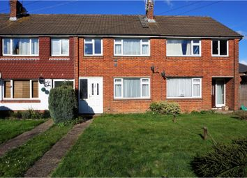 Thumbnail 3 bed terraced house for sale in Claudeen Close, Mansbridge