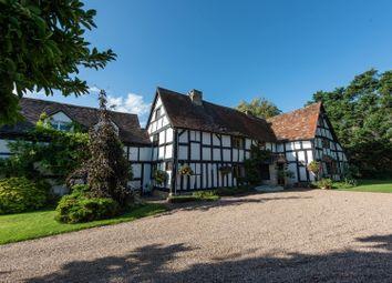 Braggington House, Braggington, Stratford-Upon-Avon CV37. 6 bed detached house for sale