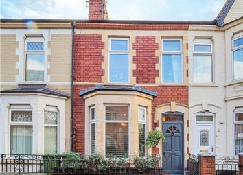 Thumbnail 2 bed terraced house for sale in Pomeroy Street, Cardiff Bay, Cardiff
