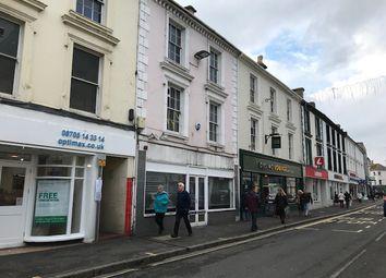 Thumbnail Retail premises to let in Queen Street, Newton Abbot