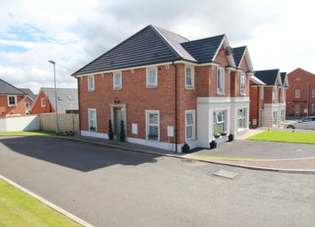 Thumbnail 3 bed semi-detached house for sale in Foxton Hall, Newtownabbey