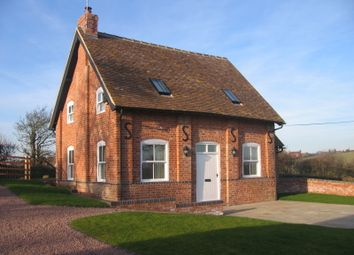 Thumbnail 2 bed detached house to rent in Woodhall Farm, Whitbourne, Worcestershire