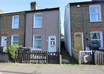 Thumbnail 2 bed end terrace house to rent in Station Approach, Sanderstead Road, Sanderstead, South Croydon