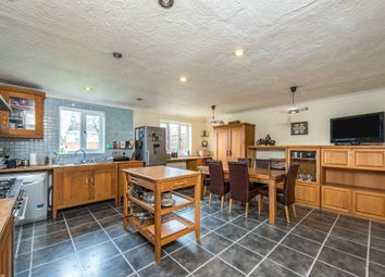 Thumbnail 4 bed detached house for sale in Wessington Park, Calne