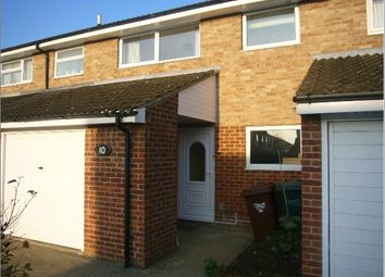 Thumbnail 3 bed terraced house to rent in Spitfire Close, Bicester