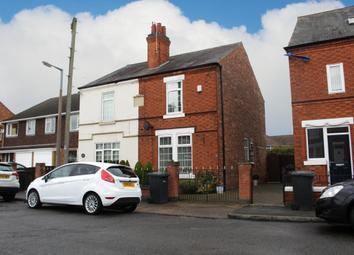 Thumbnail 2 bed semi-detached house for sale in Roosevelt Avenue, Nottingham, Derbyshire