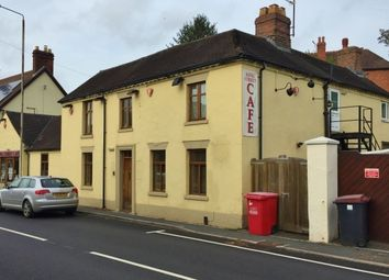 Thumbnail Commercial property for sale in 69 King Street, Wellington, Telford, Shropshire