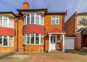 3 bed semi-detached house for sale in Montbelle Road, London SE9