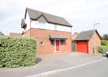 Thumbnail 3 bed detached house for sale in Hendre Court, Henllys, Cwmbran