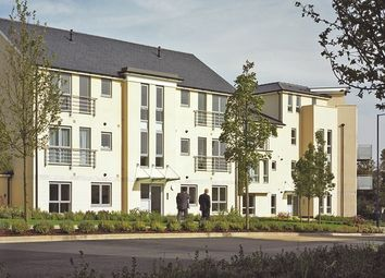 Thumbnail 2 bed flat for sale in Newton Apartments At Springhead Park, Wingfield Bank, Northfleet, Gravesend
